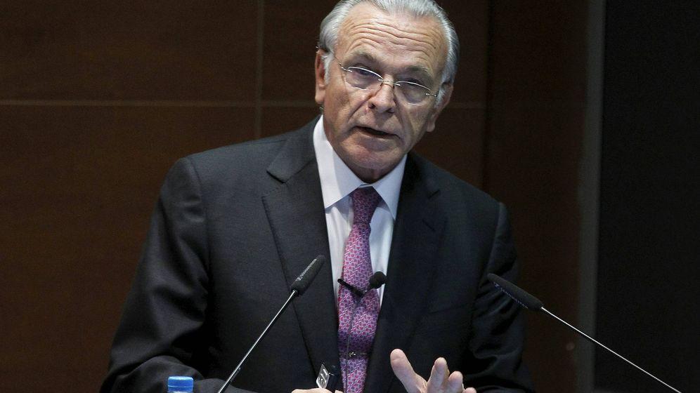 Foto: Isidre Fainé, presidente de la CECA. (EFE)