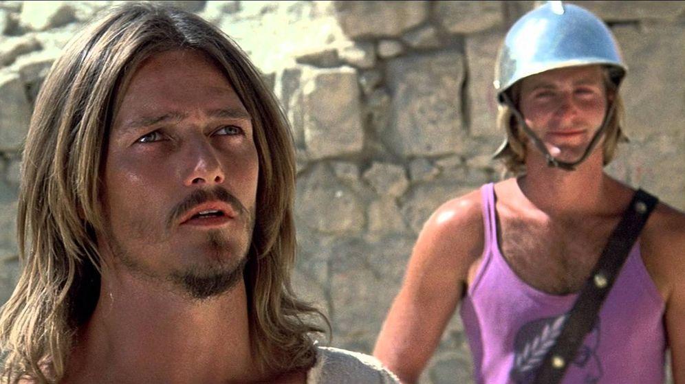 Foto: Desde luego, no se parecía en nada al protagonista de 'Jesucristo Superstar'.