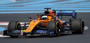 Post de McLaren brilla en el dominio de Mercedes y acaba por delante de los Red Bull