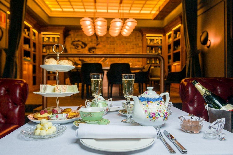 Foto: Apúntate al 'afternoon tea' del restaurante Tatel, en Madrid
