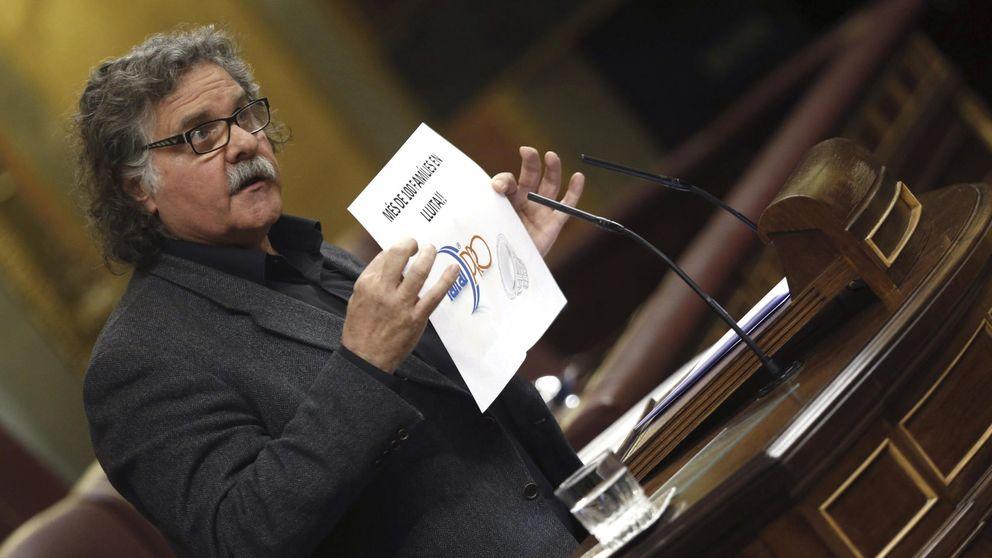 ERC: Ni Dios, ni por supuesto Rajoy, pararán la voluntan de independencia