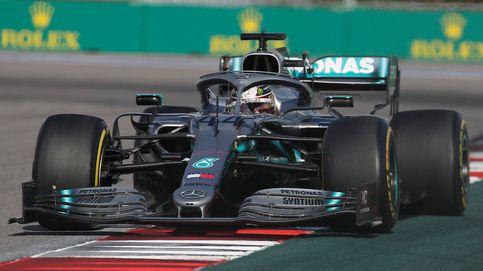 Resultado Fórmula 1: Triunfo de Hamilton, varapalo para Ferrari y Carlos Sainz es 6º