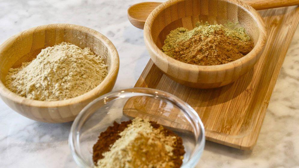 Foto: Estos son algunos de los ingredientes para conseguir un coloración perfecta. (Cortesía In-Viso)