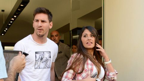 La mujer de Messi es ingresada en un hospital por una infección urinaria