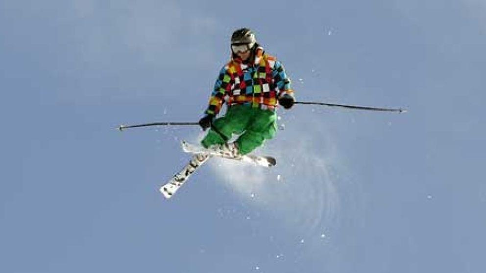 """""""Yo este año lo he notado muchísimo porque sólo he podido subir dos fines de semana a esquiar"""""""