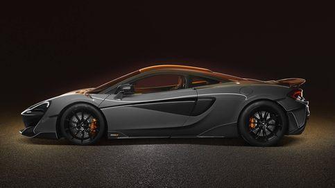 McLaren 600LT, un deportivo de circuito homologado para rodar por carretera