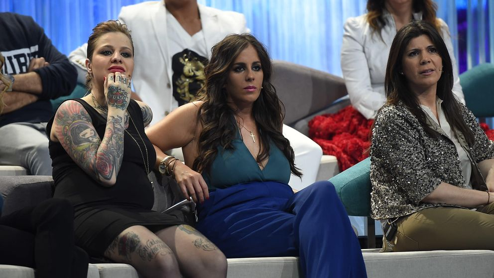 Anabel Pantoja se cuela en 'Gran Hermano 16'