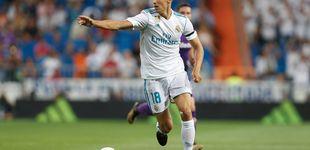 Post de La valentía de Marcos Llorente para salir del Real Madrid (y hace mucho frío)