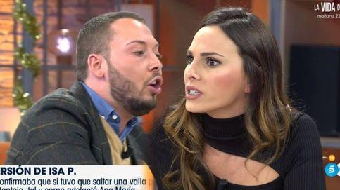Irene Rosales pierde los nervios con José Antonio Avilés: ¡A mí no me metas!