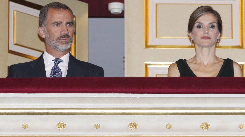 Foto: Los Reyes presiden la inauguración de la temporada de ópera en el Teatro Real