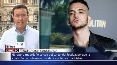 El fallo garrafal de un reportero de Telecinco al referirse al cantante C. Tangana