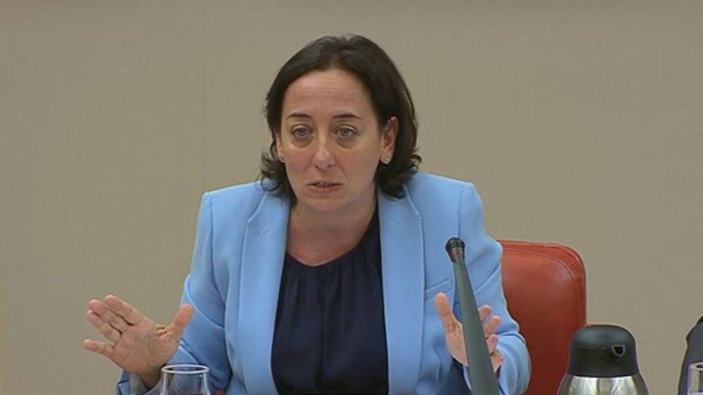 Foto: Carmen Rodríguez Medel, la magistrada que instruye la causa.