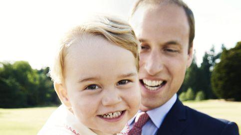 El nombre príncipe George de Cambridge, más popular que el de su padre