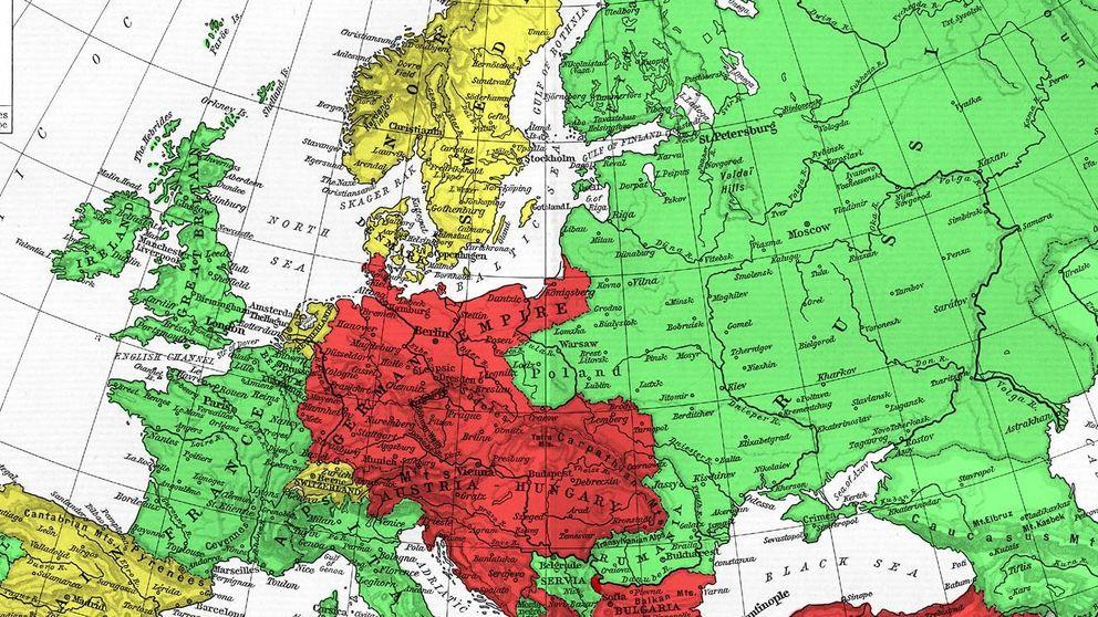 Luces y sombras de la neutralidad española en la I Guerra Mundial