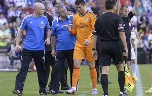 CR7 jugará contra el Espanyol pese a que su médico le dijo lo contrario