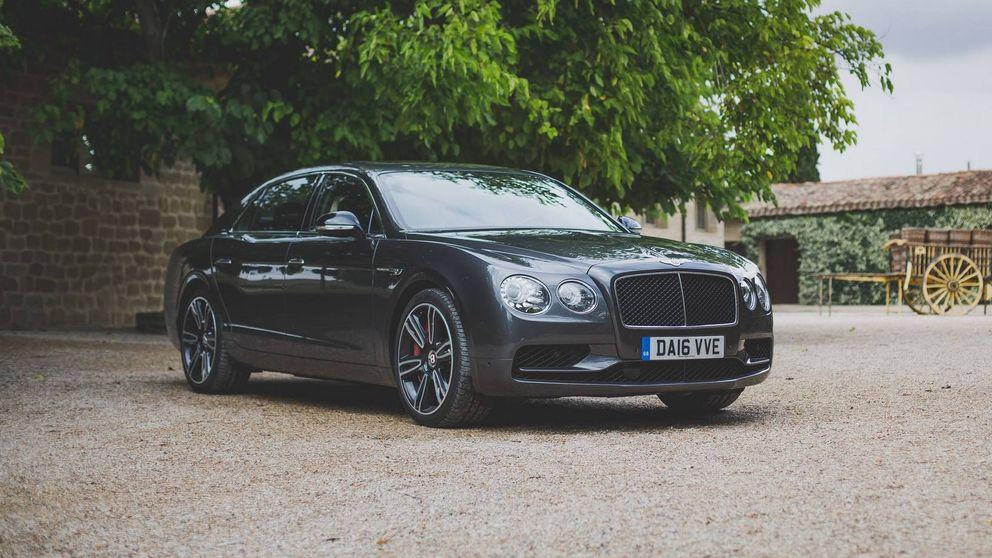 Bentley Flying Spur, la mejor berlina del mercado solo para unos afortunados