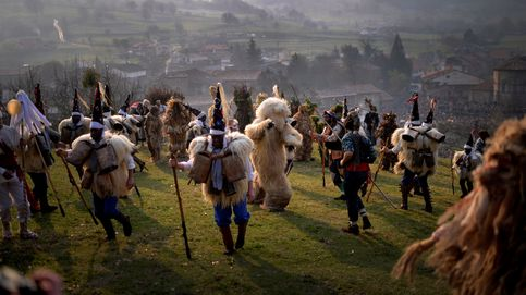 Libreas y zarramacos: los ritos ancestrales que siguen celebrándose en la España rural