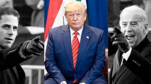 El origen del 'impeachment' a Trump. ¿Qué sucedió en Ucrania con el hijo de Biden?