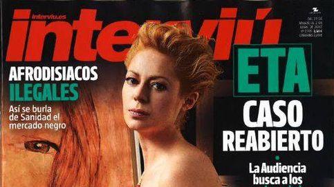 Carla Figueroa, nieta de la condesa de Romanones, se desnuda en 'Interviú'