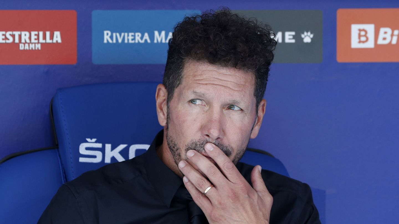 Diego Pablo Simeone. (Reuters)