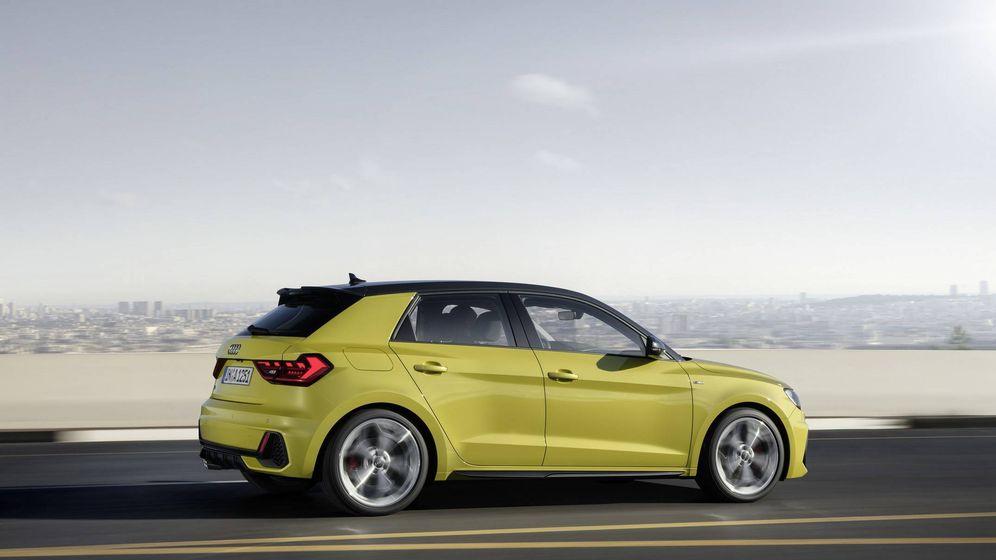 Foto: Nuevo Audi A1, sucesor del A2