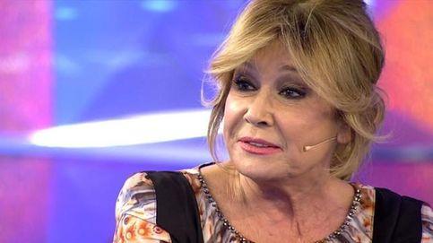 Mila abandona el plató del 'Deluxe' por una incómoda confesión de Lozano