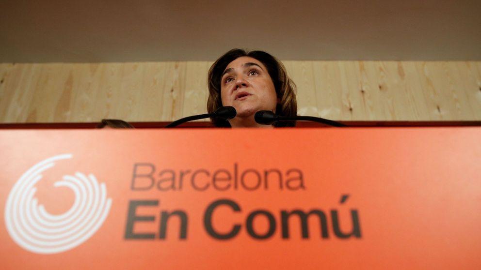 Maragall, defenestrado: Colau será alcaldesa de Barcelona con los votos de Valls
