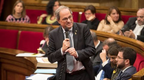 El Parlament pide la libertad de los CDR detenidos el pasado 23 de septiembre