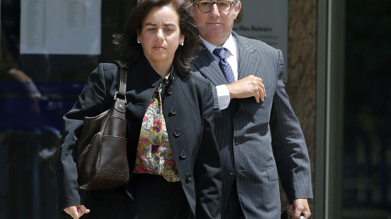 Diego Torres y su mujer, Ana María Tejeiro, en 2016. (EFE)