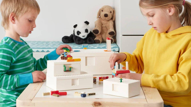 Ikea y Lego se unen para crear la colección más divertida y educativa para hijos, padres y abuelos