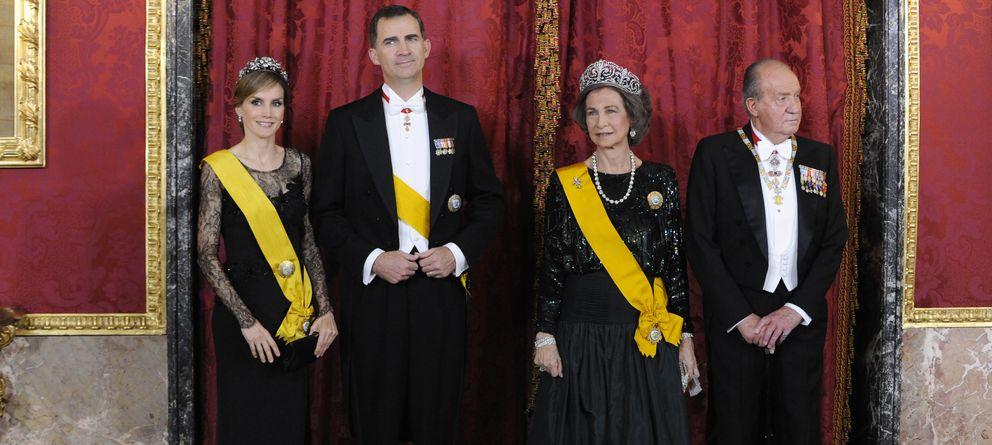 Unas Navidades atípicas para la Familia Real
