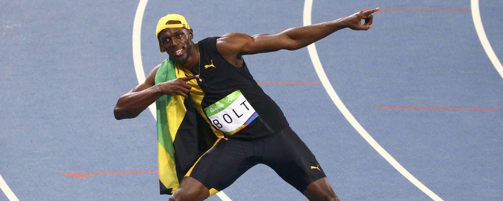 Foto: Usain Bolt se coronó en Río como el mejor velocista de lahistoria (Reuters)