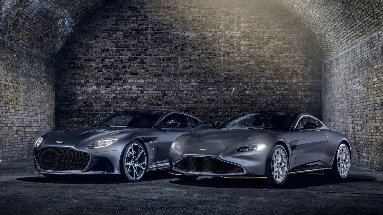 Nuevos Aston Martin para el estreno de la nueva película de 007