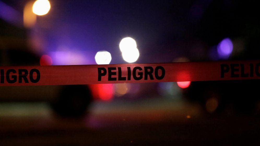 Foto: Cordón de polícia (Reuters)