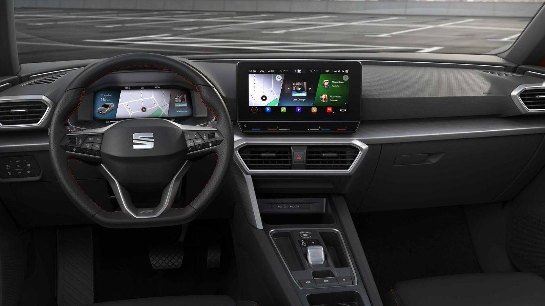 El interior del nuevo León destaca por su gran calidad percibida.