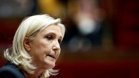 Absuelven a Le Pen por publicar imágenes de víctimas de Estado Islámico