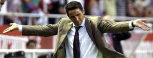 Jiménez acepta la renovación en blanco con el Sevilla