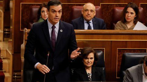 Sesión de control en el Congreso. (EFE)
