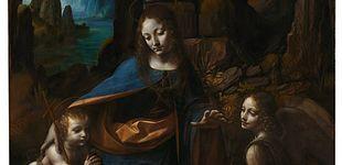 Post de Lo que los rayos X revelan de Leonardo Da Vinci: el boceto bajo 'La Virgen de las Rocas'