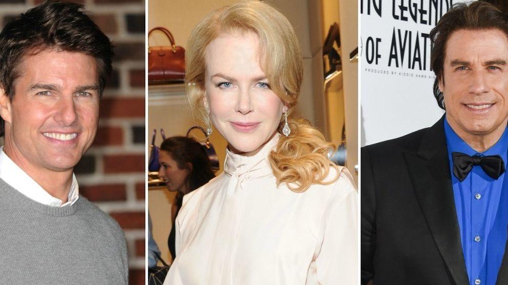 Polémico reportaje sobre la Cienciología: Kidman y Travolta, entre las víctimas