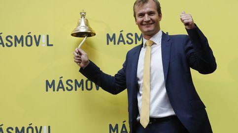 Spenger y directivos de MásMóvil compran acciones por 455.000 euros