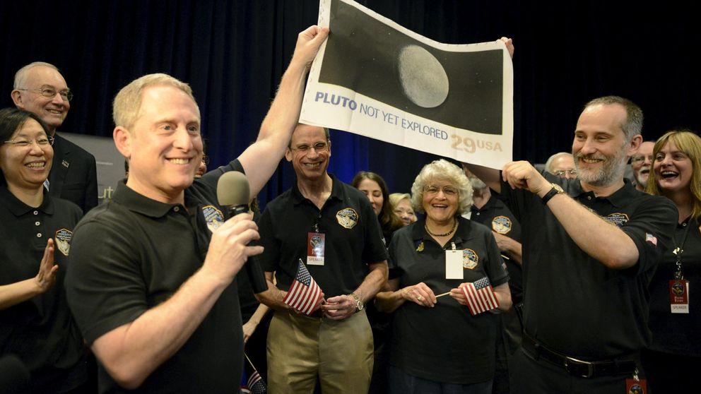 La New Horizons sobrevive con éxito a su histórica misión en Plutón