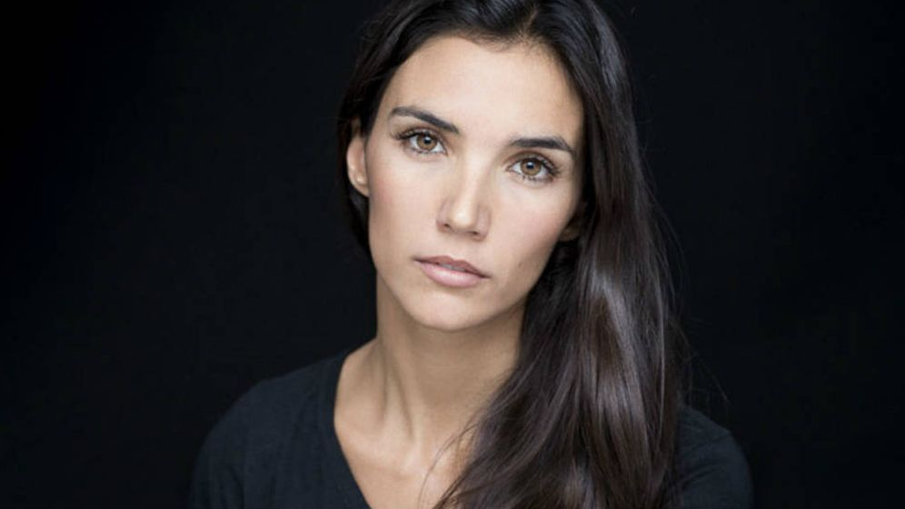 Foto: La actriz Teresa Lozano, quien denunció la película