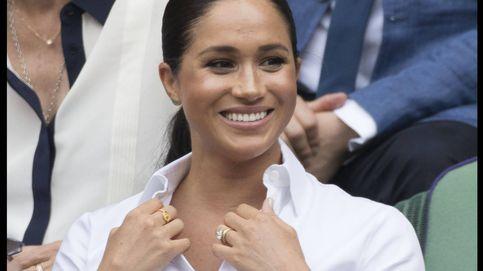 ¿Es el nuevo anillo de Meghan Markle un guiño a la familia real británica?