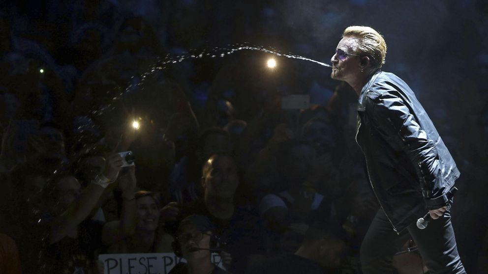 Sobredosis de Bono. Crónica de un concierto de U2 con pirueta nostálgica
