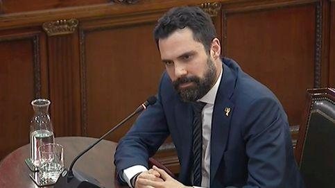 Roger Torrent asegura en el juicio del 'procés' que volverán a votar: Esto se resuelve con un referéndum