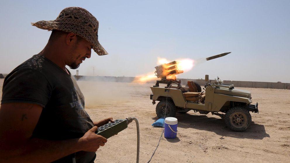Francia hará vuelos de reconocimiento para bombardear al ISIS en Siria