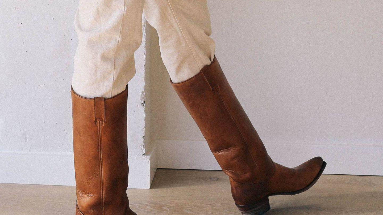 Unas botas básicas y de gran calidad que además están de rebajas. (Cortesía)