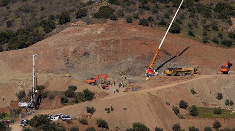 Última hora sobre Julen, el niño en el pozo de Málaga: los mineros empiezan a trabajar