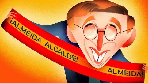 El popular Martínez-Almeida, alcalde de Madrid con los votos de Ciudadanos y Vox